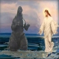 jesus_vs_gojira